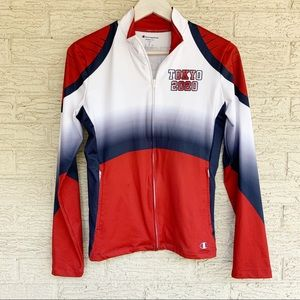 Champion Tokyo 2020 jacket